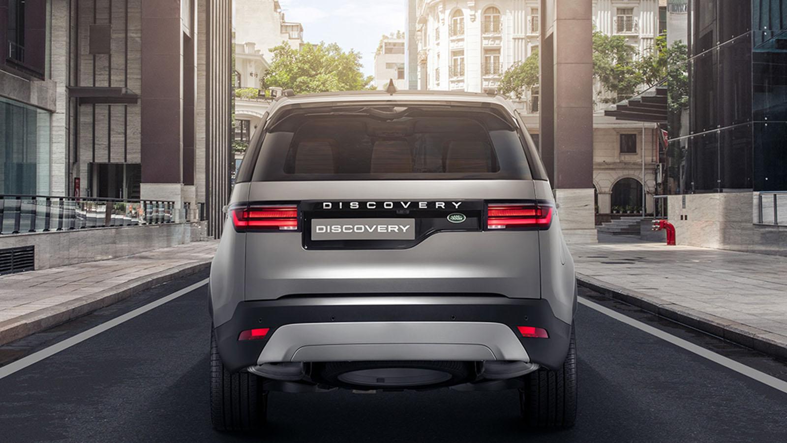 Land Rover Discovery phiên bản mới tại Việt Nam: Sang trọng, tinh tế và đa dụng hơn 4