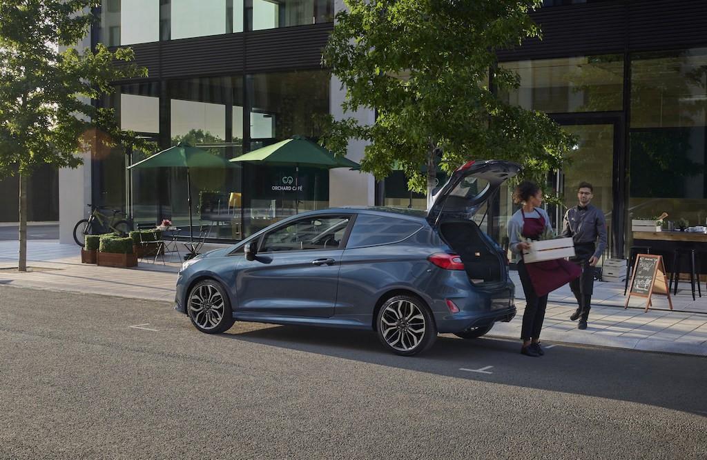 Ford ưu ái nâng cấp một loạt trang bị 'siêu hot' cho Fiesta 2022, chiếc hatchback bán chạy hàng đầu thị trường 4