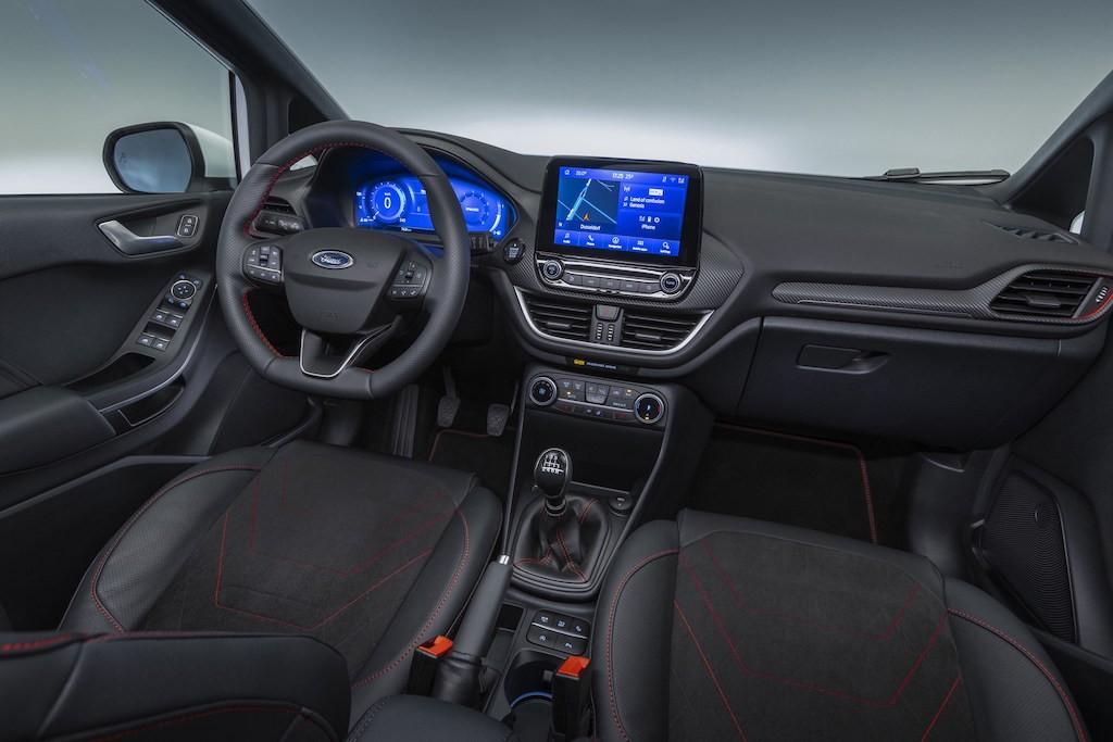 Ford ưu ái nâng cấp một loạt trang bị 'siêu hot' cho Fiesta 2022, chiếc hatchback bán chạy hàng đầu thị trường 5
