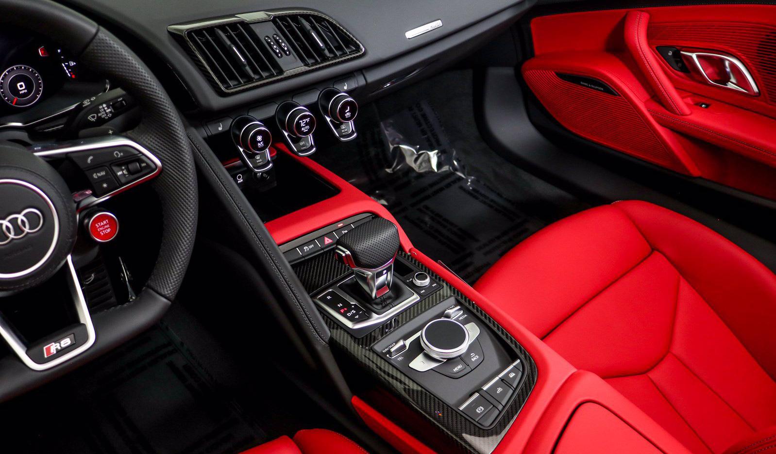 Audi R8 Spyder 2021 chào hàng đại gia Việt Nam kèm mức giá 'rẻ bất ngờ' 6