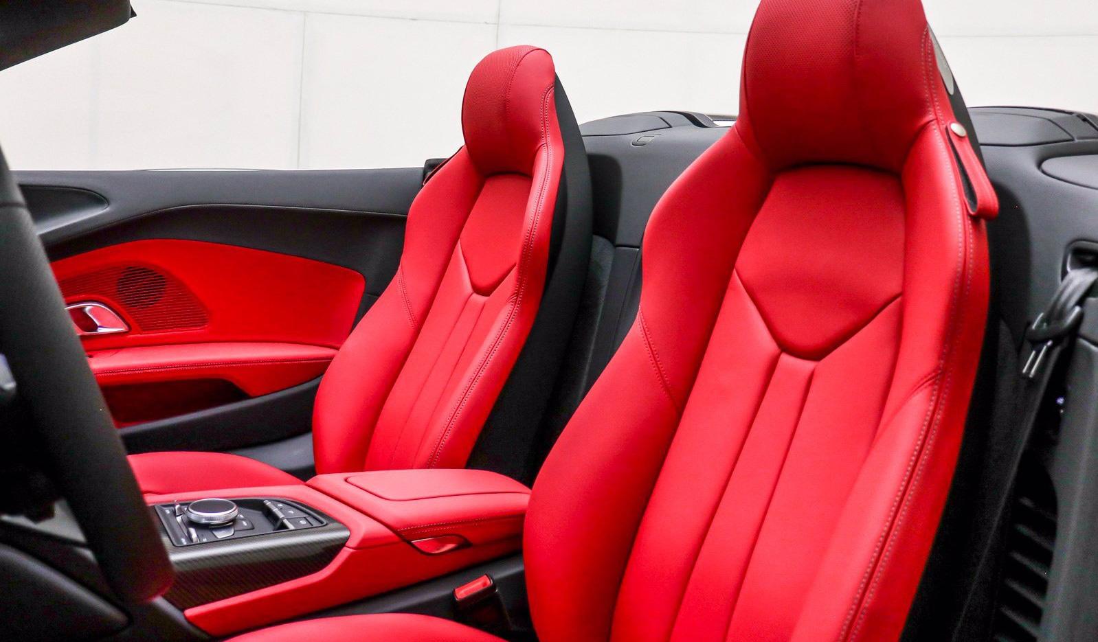 Audi R8 Spyder 2021 chào hàng đại gia Việt Nam kèm mức giá 'rẻ bất ngờ' 7