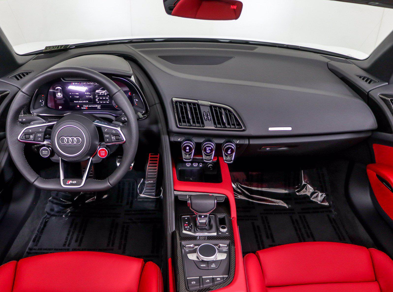 Audi R8 Spyder 2021 chào hàng đại gia Việt Nam kèm mức giá 'rẻ bất ngờ' 4