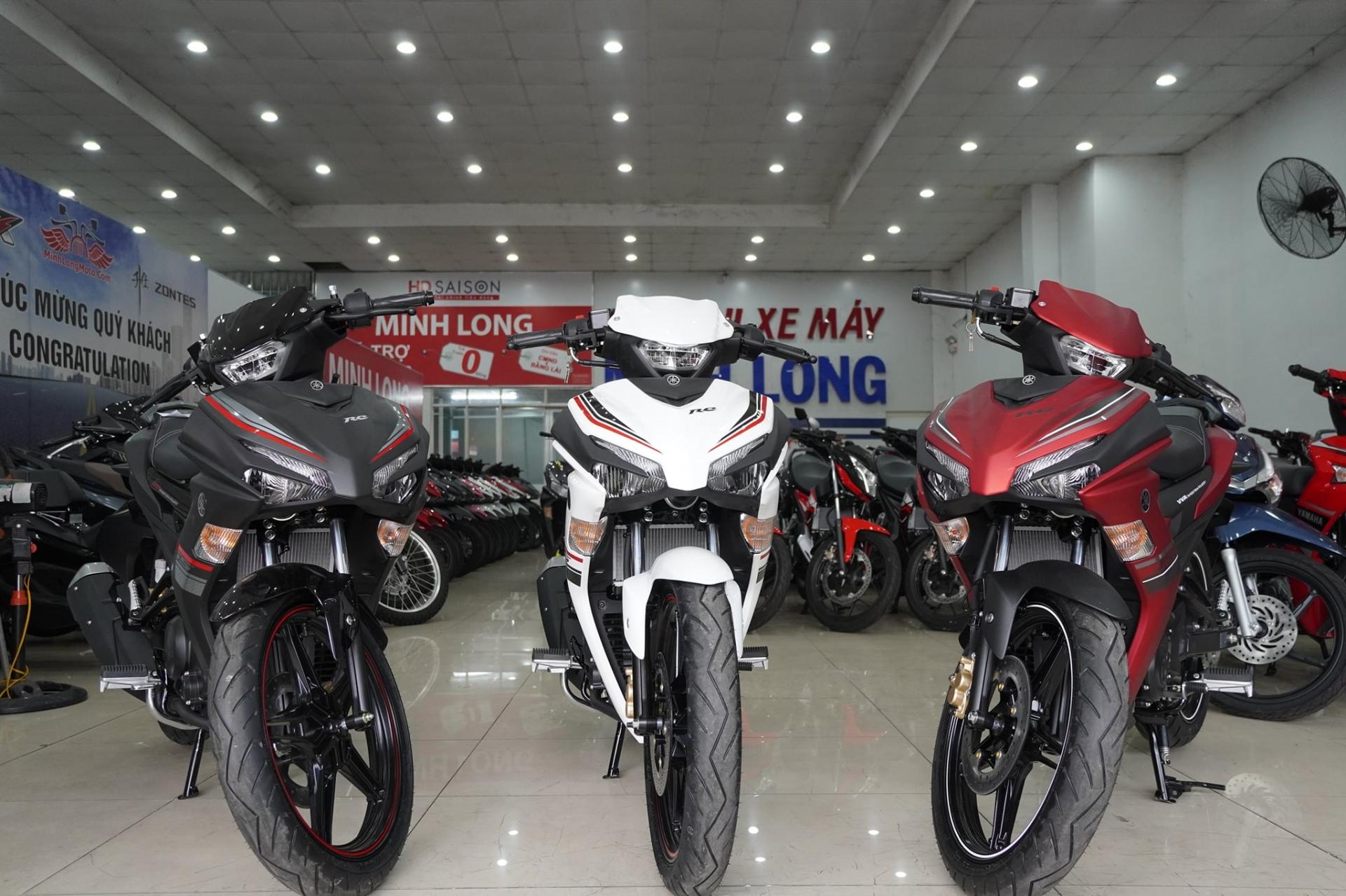 Giá xe Yamaha Exciter mới nhất tháng 9/2021: 'Vua côn tay' tại thị trường Việt Nam 4