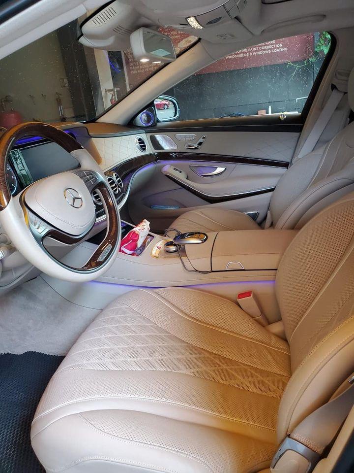 Mercedes-Benz S500 lên sàn xe cũ: Chạy chưa được 1 vạn đã mất hơn nửa giá 4