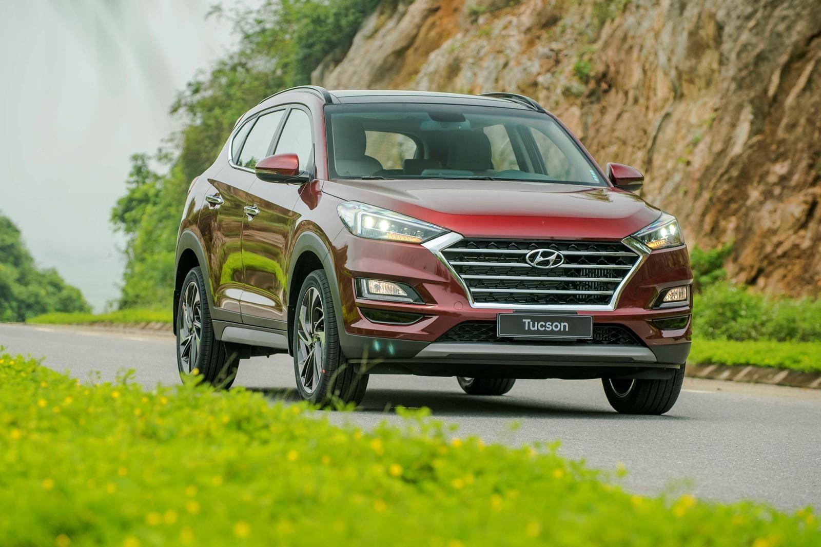 Hyundai Tucson bất ngờ giảm giá mạnh ở các đại lý, cơ hội không thể bỏ lỡ 1