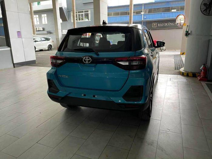 Toyota Raize lộ diện sớm hơn dự kiến, khách Việt hào hứng đón chào mẫu SUV mini giá rẻ  3