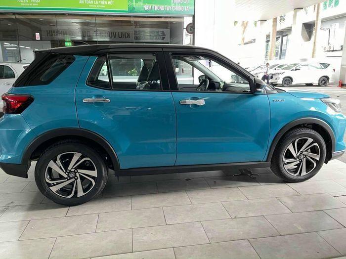 Toyota Raize lộ diện sớm hơn dự kiến, khách Việt hào hứng đón chào mẫu SUV mini giá rẻ  2