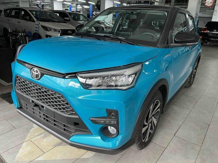 Toyota Raize lộ diện sớm hơn dự kiến, khách Việt hào hứng đón chào mẫu SUV mini giá rẻ  1