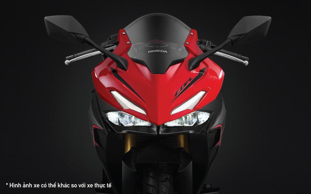 Honda Việt Nam chính thức giới thiệu 'hàng hot': Sportbike 150cc giá cực hấp dẫn 5