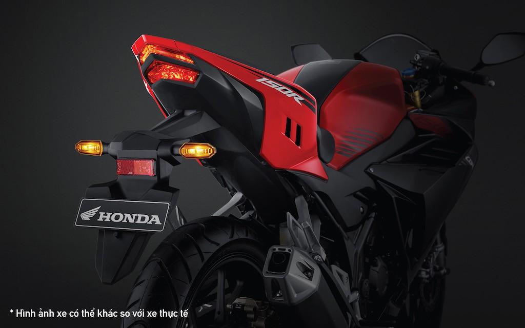 Honda Việt Nam chính thức giới thiệu 'hàng hot': Sportbike 150cc giá cực hấp dẫn 4