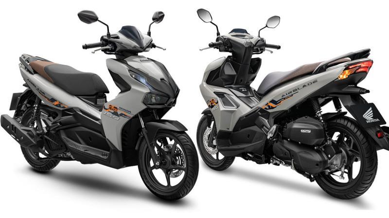 Honda Việt Nam giới thiệu AirBlade phiên bản giới hạn, giá từ 42 triệu đồng 2