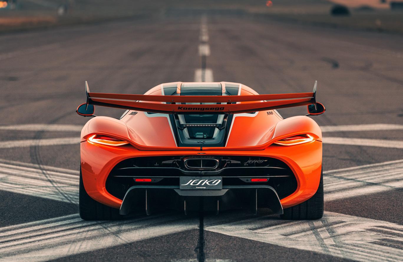 Đại lý chào hàng Koenigsegg Jesko, ai sẽ là chủ nhân của siêu xe đắt nhất Việt Nam?  5