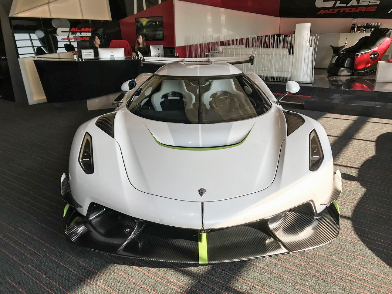 Đại lý chào hàng Koenigsegg Jesko, ai sẽ là chủ nhân của siêu xe đắt nhất Việt Nam?  2