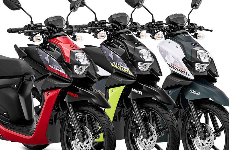 Yamaha X Ride 125 về thị trường Việt Nam: Xe tay ga gầm cao giá rẻ, lựa chọn không thể bỏ qua 7