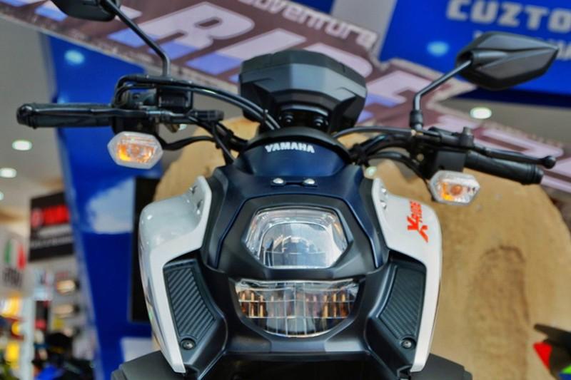 Yamaha X Ride 125 về thị trường Việt Nam: Xe tay ga gầm cao giá rẻ, lựa chọn không thể bỏ qua 2