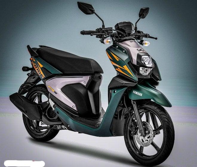 Yamaha X Ride 125 về thị trường Việt Nam: Xe tay ga gầm cao giá rẻ, lựa chọn không thể bỏ qua 3