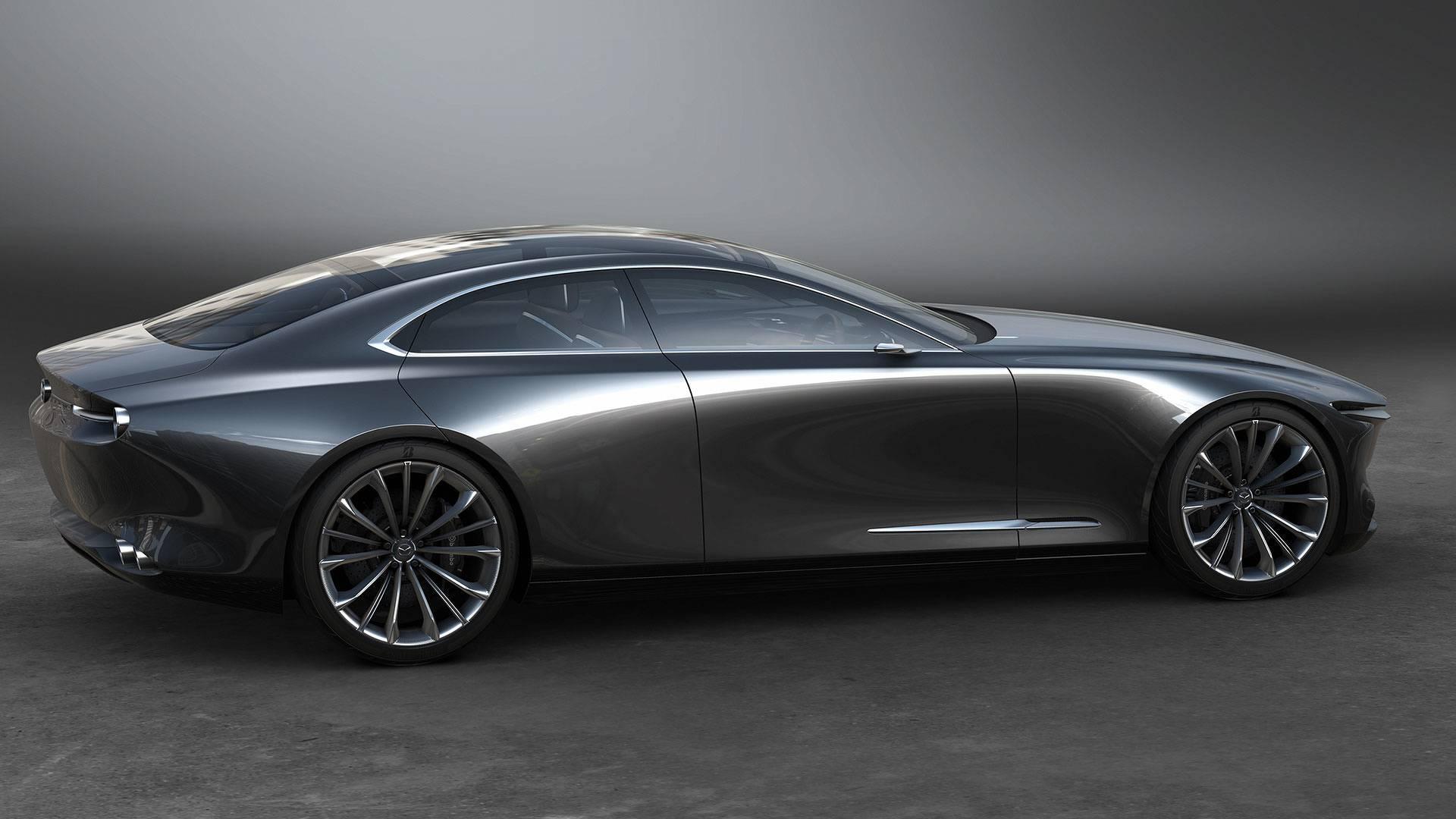 Mazda6 đời mới ra mắt năm sau, sẽ trở thành điểm nhấn bùng nổ của thương hiệu Nhật Bản 3
