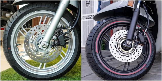 Mua Honda SH 350i: Cách phân biệt giữa xe nhập Ý và bản chính hãng Việt Nam 4