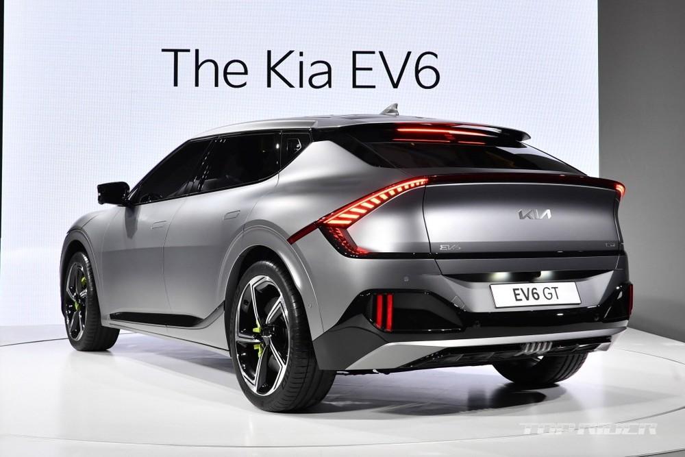 Xem trước Kia EV6 sắp được bán chính hãng tại Việt Nam, lá cờ đầu cho xu hướng hoàn toàn mới 4