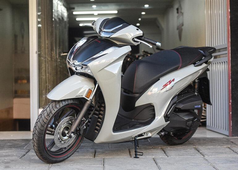 Thực hư câu chuyện Honda SH350i Việt Nam trang bị động cơ 'ngon' hơn bản nhập Ý 4