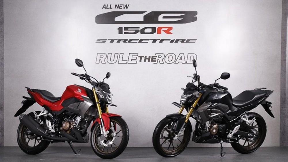 Nối đuôi Honda CBR 150R, naked bike CB 150R sắp tái xuất thị trường Việt Nam với giá cực hấp dẫn 1