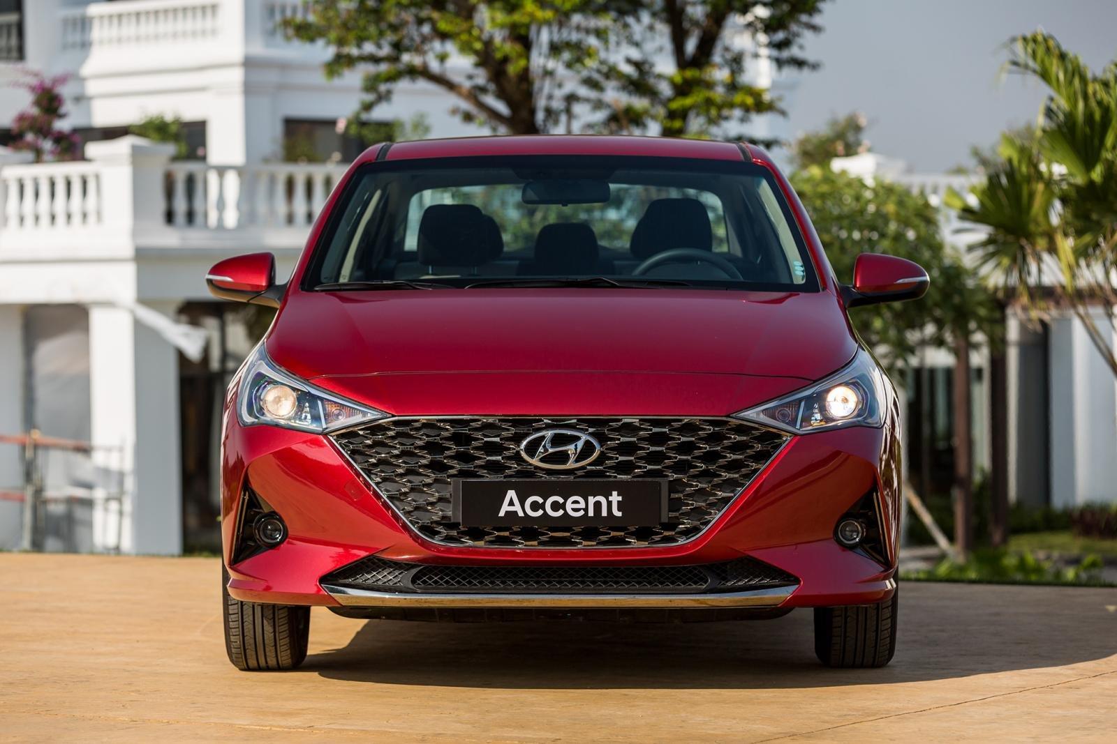 Giá xe Hyundai Accent mới nhất tháng 10/2021, sedan cỡ B bán chạy nhất thị trường Việt Nam 1