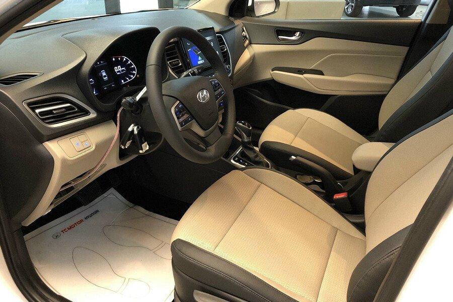 Giá xe Hyundai Accent mới nhất tháng 10/2021, sedan cỡ B bán chạy nhất thị trường Việt Nam 3