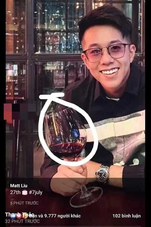 Matt Liu có động thái lạ, ngầm thừa nhận quan hệ hiện tại với Hương Giang 4