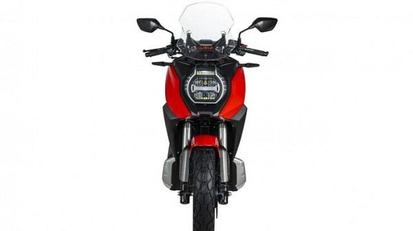 Đối thủ 'tử thần' của Honda SH 150i lộ diện: Đẳng cấp xứng tầm, giá bằng nửa 2
