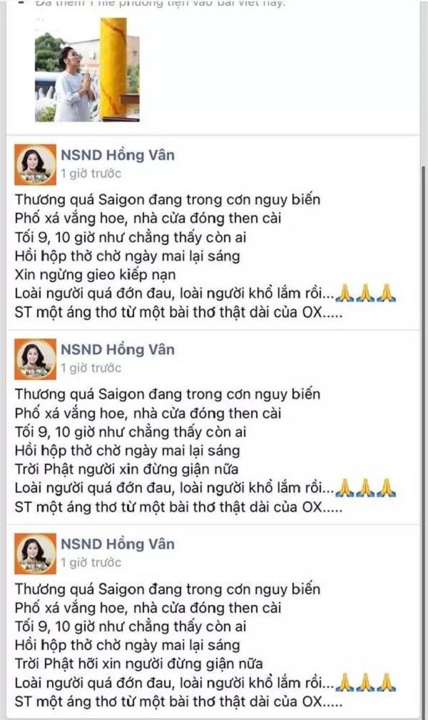 پرونده خانم Nguyen Fuong Hang به تازگی خنک شده است ، هنرمند مردم Hong Wang همچنان به تقلب 4