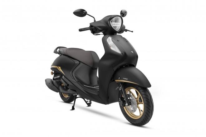 Mẫu xe mới của Yamaha chỉ 22 triệu đồng trình làng, sẵn sàng 'thổi bay' Honda Vision 4