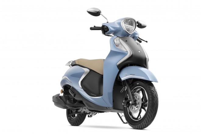 Mẫu xe mới của Yamaha chỉ 22 triệu đồng trình làng, sẵn sàng 'thổi bay' Honda Vision 1