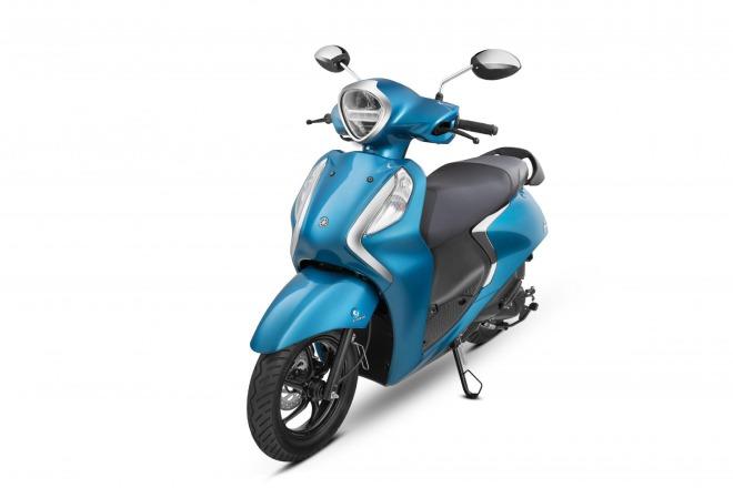 Mẫu xe mới của Yamaha chỉ 22 triệu đồng trình làng, sẵn sàng 'thổi bay' Honda Vision 2