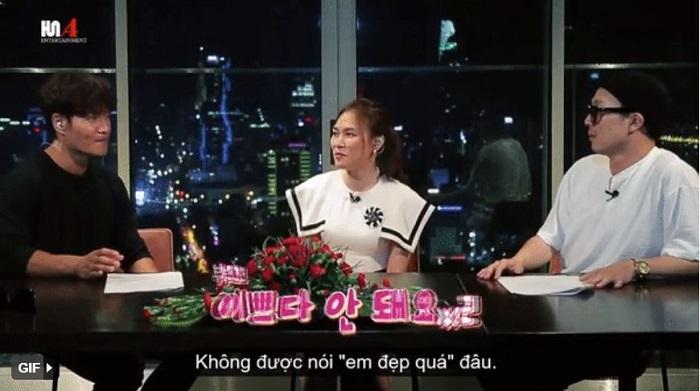 Vừa được Jong Kook khen xinh, Mỹ Tâm đã vội trở mặt vì lý do bất ngờ 4