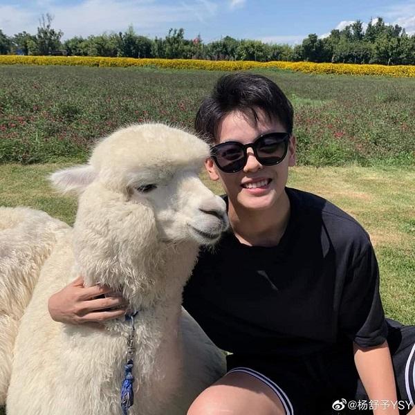 Nhan sắc 'soái ca' của nữ VĐV bóng rổ Trung Quốc Dương Thư Dữ gây 'sốt' 8