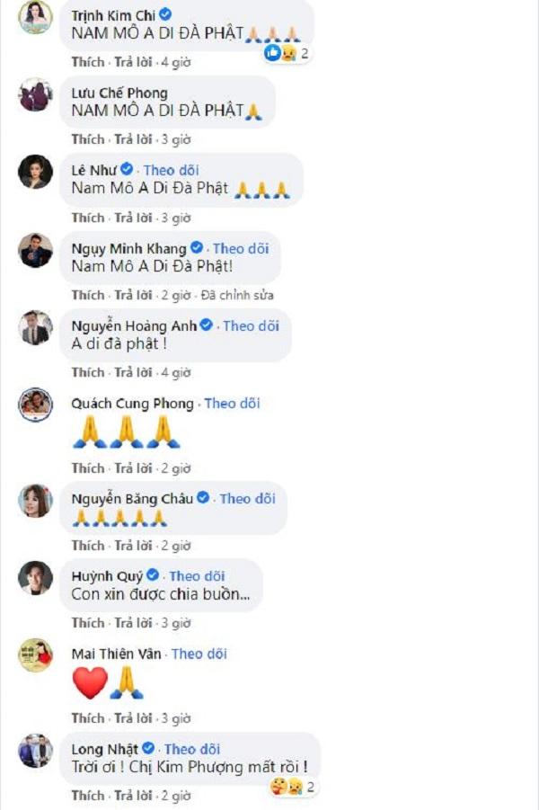 NSND Hồng Vân cùng loạt sao bàng hoàng, NS Minh Nhí đau xót báo tin dữ giữa mùa dịch 2