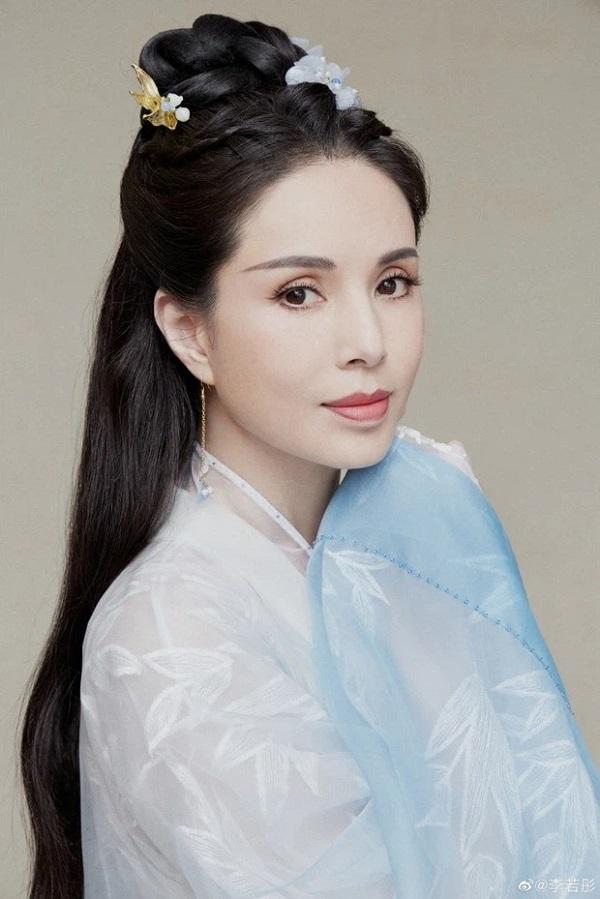 Đẳng cấp visual U60 của 'Tiểu Long Nữ' đỉnh nhất màn ảnh Hoa ngữ Lý Nhược Đồng 3