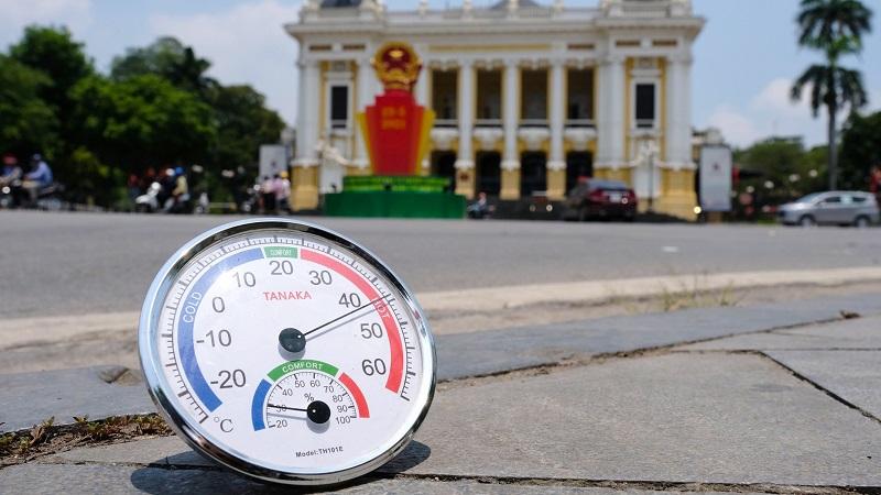 Dự báo thời tiết 2/8: Trung Bộ nắng nóng gay gắt, Hà Nội nhiều mây trời oi bức 1