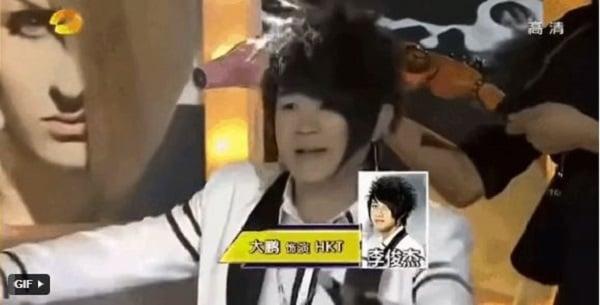 Huyền thoại HKT là thảm họa ở Việt Nam nhưng lại được gameshow Trung Quốc cosplay 2