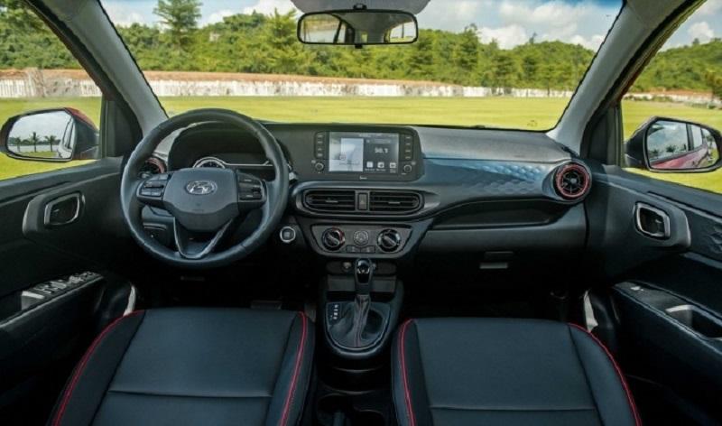 Kia Morning, Vinfast Fadil thêm sức ép khi Hyundai Grand i10 2021 chào sân, giá quá hời 4