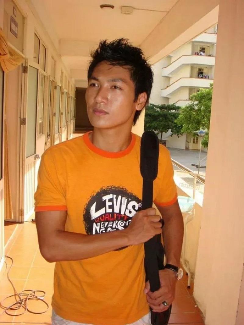Trước khi được gọi là Lee Min Ho của Việt Nam, Mạnh Trường lộ nhan sắc thật khó tin 6