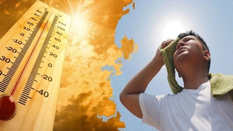 Dự báo thời tiết 7/8: Bắc và Trung Bộ vào cao điểm nắng nóng 39 độ 1