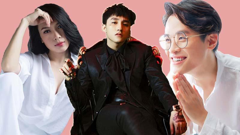 Sơn Tùng bất ngờ vượt mặt Mỹ Tâm, Hà Anh Tuấn trở thành ca sĩ số 1 Việt Nam 1