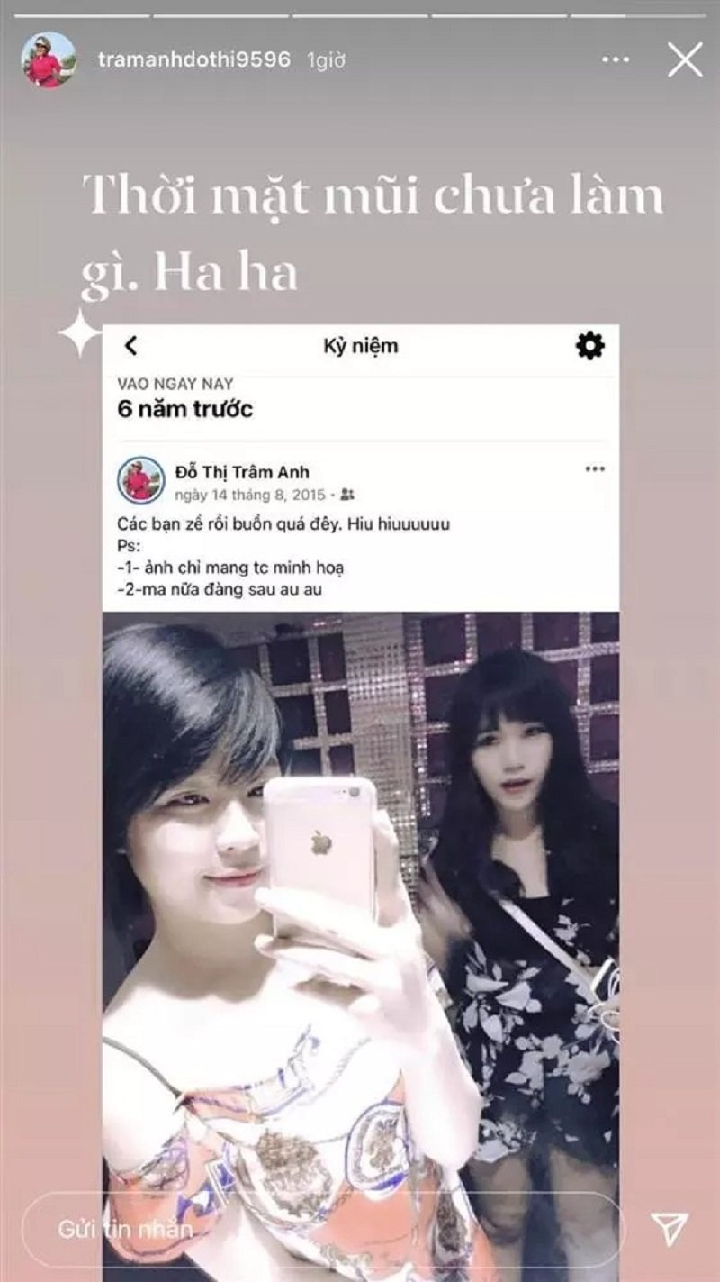 Sau 2 năm bị lộ clip 'người lớn', hot girl Trâm Anh biến hóa để 'tẩy trắng' ồn ào 3