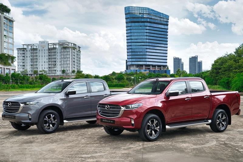 Tin xe hot nhất 25/8: Honda SH 350i ra mắt gây bất ngờ giá bán, Mazda BT-50 2021 về Việt Nam 6