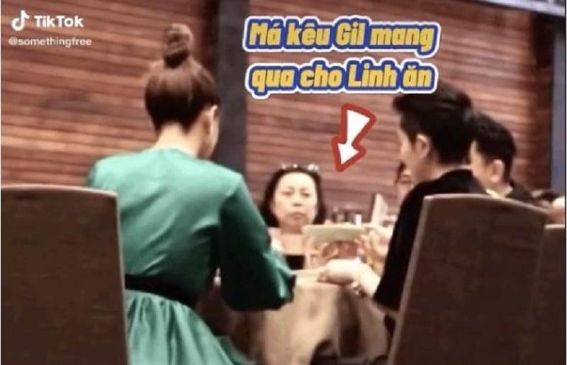 Clip Gil Lê tận tình chăm chút cho Hoàng Thùy Linh gây 'sốt' mạng 1