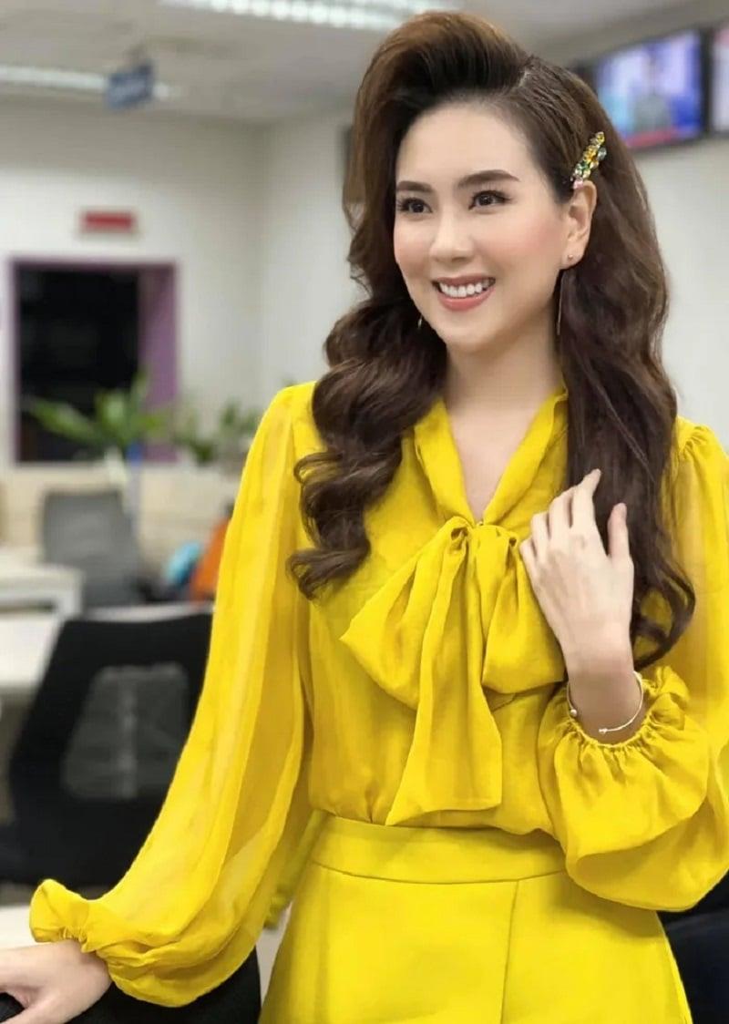 Nữ MC, BTV giàu nhất nhì VTV hé lộ thói quen lạ khó ai có thể theo kịp 6