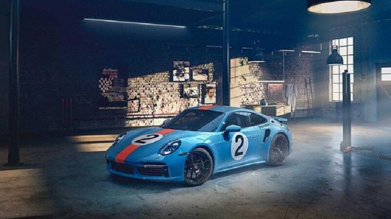 Tin xe hot nhất 28/8: Lộ ảnh 2 mẫu xe mới của Vinfast, Ngắm siêu phẩm Porsche 911 Turbo S 4