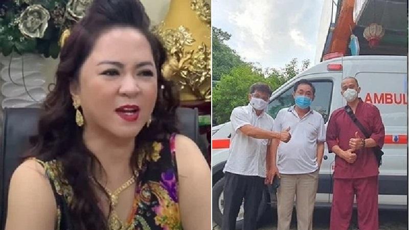 Bà Phương Hằng tuyên bố không cho oxy, phía ông Đoàn Ngọc Hải cũng 'quay xe' không nhận 1