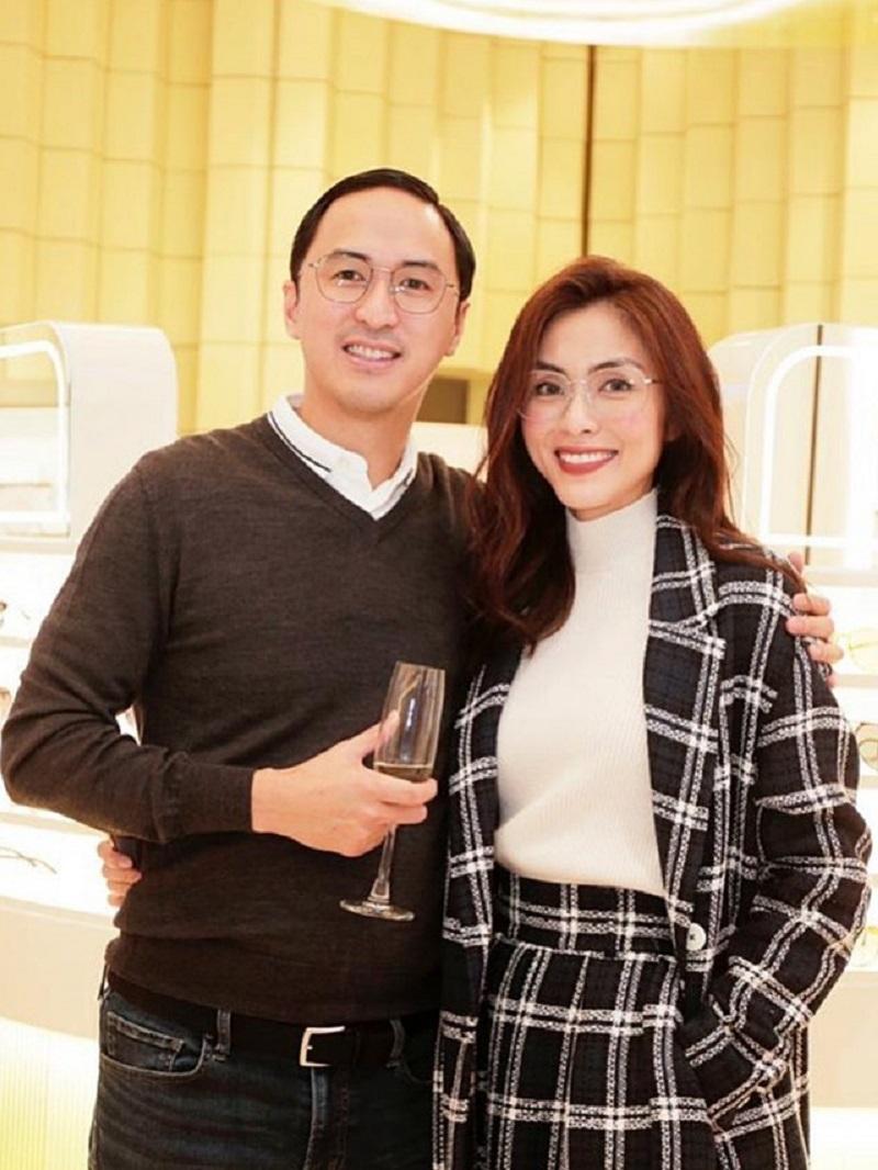 Tăng Thanh Hà bị hỏi khó về chồng đại gia Louis Nguyễn hậu 9 năm kết hôn 3